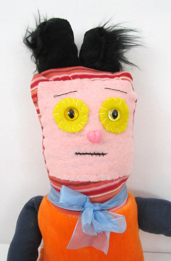 Plush Doll Bert the Dancing Man