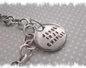 Mothers - Name Charm Bracelet