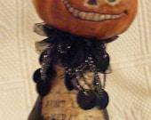 Pumpkin Tree Topper