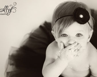 Toddler tutu, Baby tutu DANCE Photo Op Celebration by Whimsy Wendy