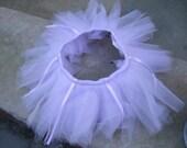 Lavender Ribbons Tutu, Size 9-12 mos