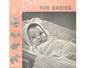 Vintage Patons and Baldwins Handknits by Beehive for Babies Book