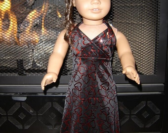 Love is in the Air with this Gown for American Girl Dolls