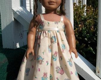 Easter Dress for the American Girl