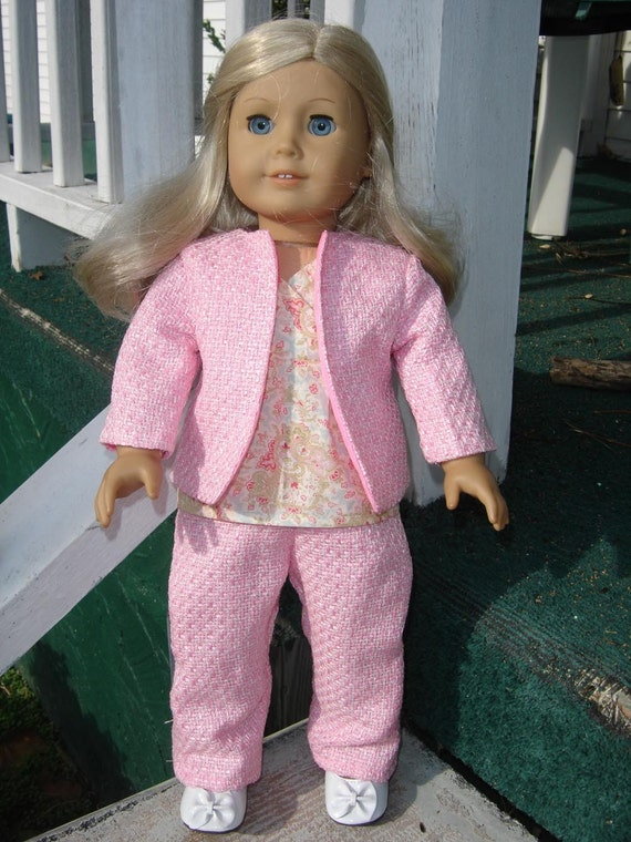 Ready for Work outfit for the American Girl