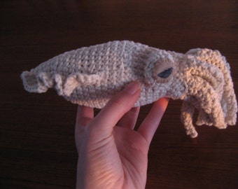 Pattern for Cuttlefish