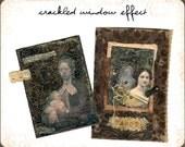 PDF Art Tutorial of Crackled Window Effect