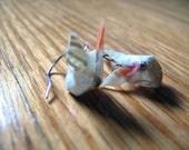 Origami Bunny Earrings