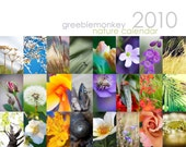 Greeblemonkey Nature Calendar 2010