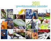 2011 Greeblemonkey Photo Calendar