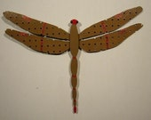 Large Wood Dragonfly