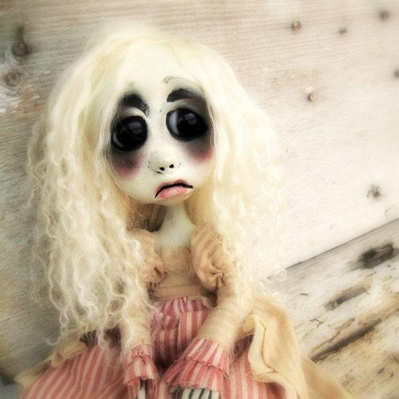 Loopy Victorian Art Doll Babette