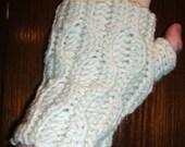 Wrist warmer crochet pattern free shipping pdf