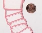 bubblegum minis - adhesive labels stickers