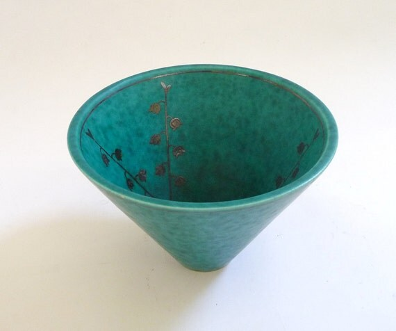 Gustavsberg Argenta Conical Bowl
