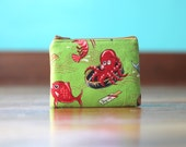 Coin Pouch - Octopus