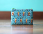 Coin Pouch - Bugs