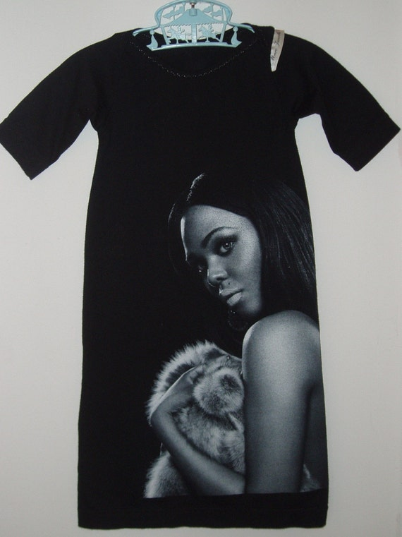 Baby Gown Sleep Sack Recycled T Shirt Lil Kim Jacobs
