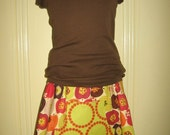 Candy Apple Skirt Set for Girls Size 4/5 ReAdY To ShIp
