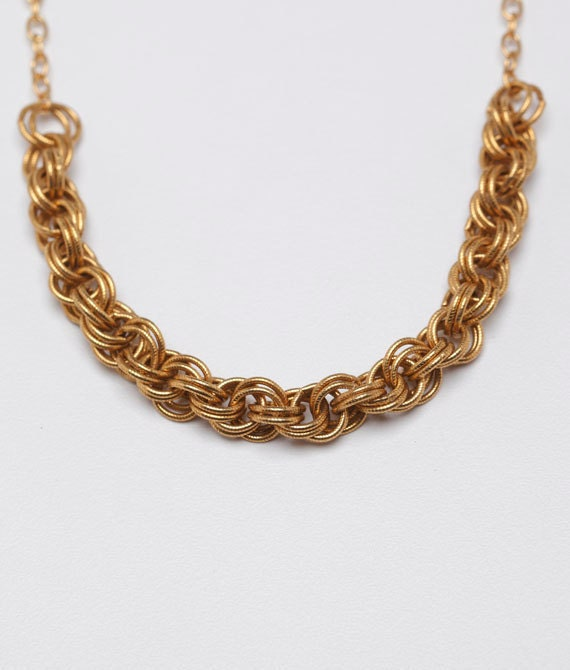 Mixed Rope Chain Necklace