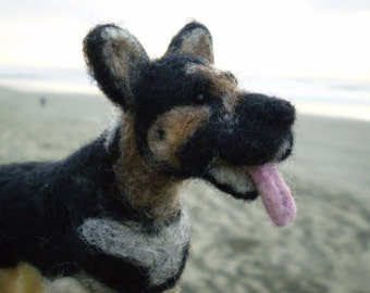 Custom Made Replica of your pet - OOAK