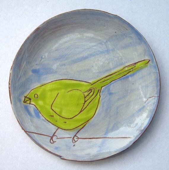 Birdie Plate