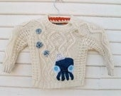 Reserved for JLSHEETS Jellyfish Sweater