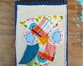 Owl Mini Notebook