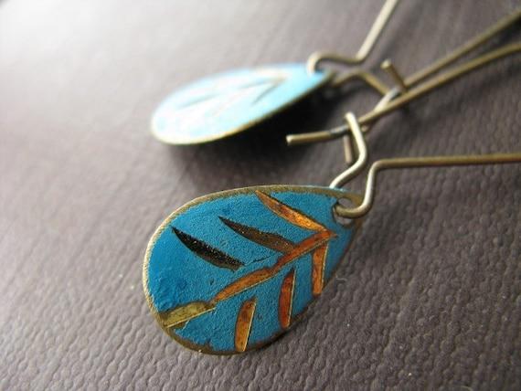 Vintage - earrings