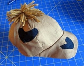 Bam Bam HAT ONLY - costume - halloween - boy