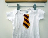 Tie Onesie - Hogwarts Gryffindor Student ONESIE ONLY - other colors available