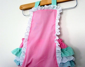 Retro Ruffler  - Little Bow Peep (pick your colors) - Costume - Girl - Toddler - Baby