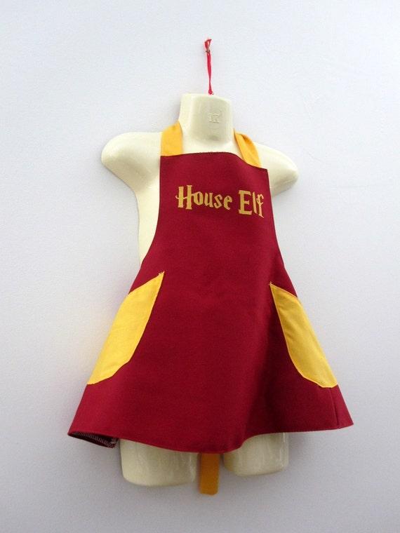 House Elf Apron Costume (Adult)