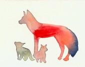 Fox Family 01