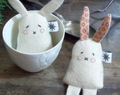 Biscuit Bunnies - Oatmeal Cream (SALE)
