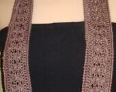 Romantic Evening Scarf Crochet Pattern PDF