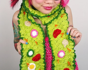Salad Scarf - Made to Order