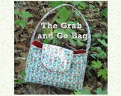 The Grab and Go Bag PDF Sewing Pattern and Tutorial