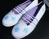 NEW SEASON PREVIEW Blue Star Shoes Starlight size 5 or 6