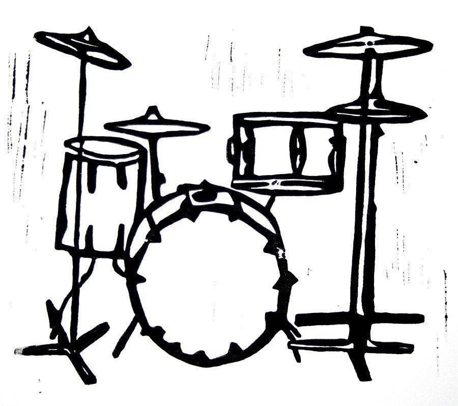 Drum Set Clip Art   www.imgkid.com - The Image Kid Has It!