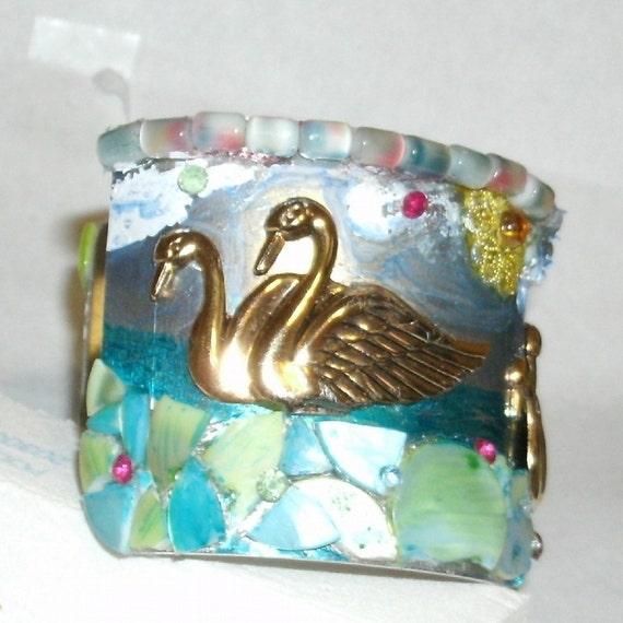 Swan Song Bracelet