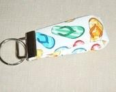 Mini Key Fob  - Flip Flops2