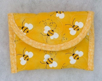 Card Holder - Bumblebees 2