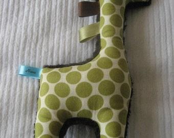 Stuffed animal-Baby soft toy-baby girl toy-baby boy toy-baby christmas toy-Plushies-gender neutral toy-Baby shower gift-Stuffed giraffe-