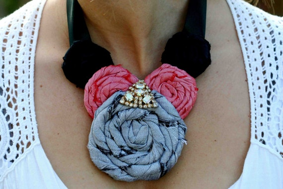 Kate Statement Necklace