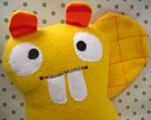 Oswald- The Beaver Plush