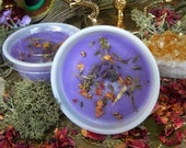 Faerie Glamour Magickal Melts - Set of two - For Spells and Rituals involving Garden Blessing, Faerie Sight and Glamoury