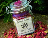Witch's Circle Magickal Incense Blend - Protect and Empower Your Altar and Sacred Space, Raising Magickal Energy, Spirituality