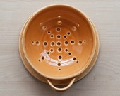 Stitch Berry Bowl - Orange - Small