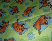 MadieBs Scooby Doo Toddler Bed Sheet Set 3 Pieces Fitted
